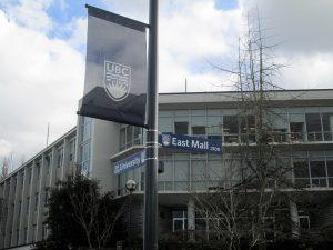 Visiting UBC